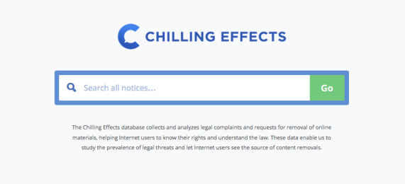 Chilling Effects